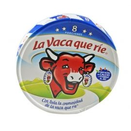 Quesitos La Vaca Que Ríe 8 Quesitos 125g