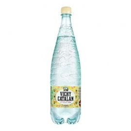 Agua con gas Vichy Catalan 1.2 litros pack 6 botellas