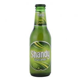 Cerveza Shandy Cruzcampo 25 cl pack 24 botellines