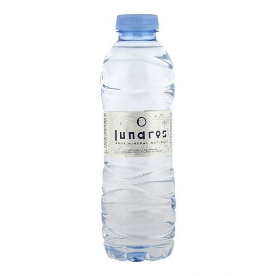 Agua mineral Lunares 330 ml pack 42 botellas