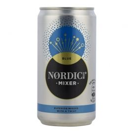Tónica Nordic Mist blue 25 cl pack 12