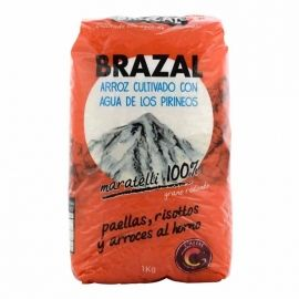 Arroz maratelli Brazal 1 kg