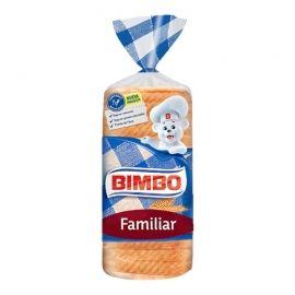 Pan Bimbo familiar 700 g