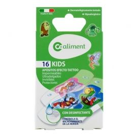 Apósitos efecto tattoo Coaliment Kids 16 ud