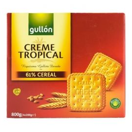 Galletas Gullón Creme Tropical 800 g