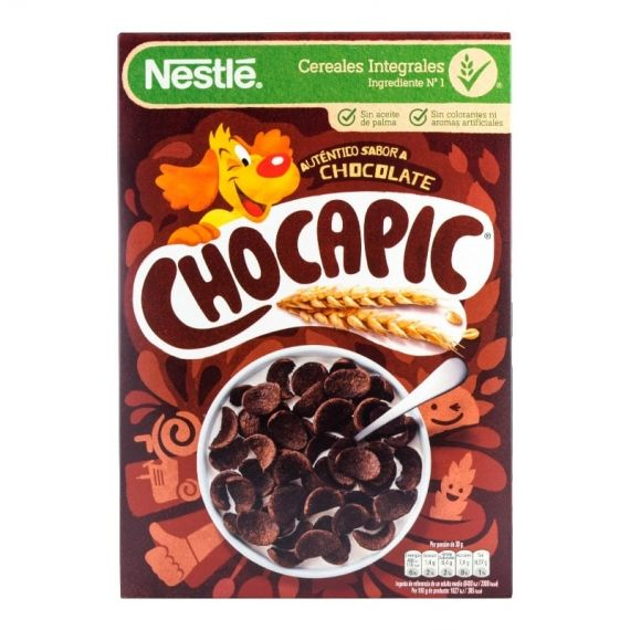Cereales Chocapic Nestle 375 g