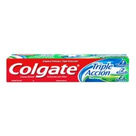 Colgate dentífrico triple action 75 ml.